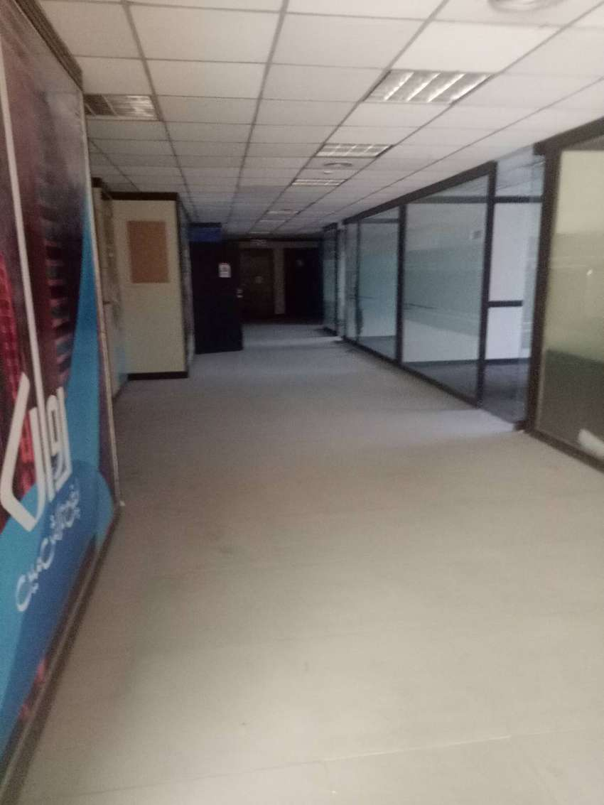 7000 SqFt Office Space Just For It Software in Blue Area 0