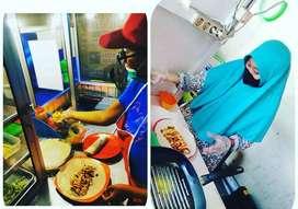 Lowongan kerja stand kebab