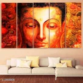 Frames wall painting
