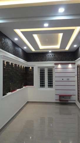 3.5 cent 1800 sqft fully furnished new house unichira