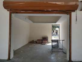 3 Commercial shop with house for rent on main road near om flat