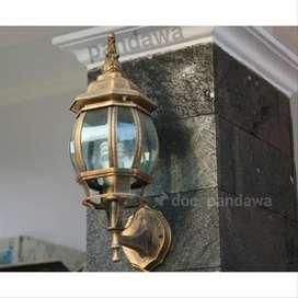 Lampu dinding klasik borobudur murah