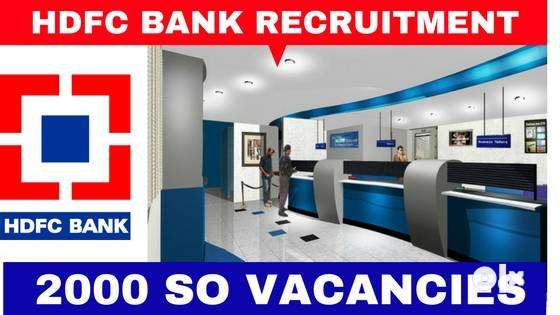 HDFC process urgent hiring 230 Freshers/Experienced candidates for BPO 0