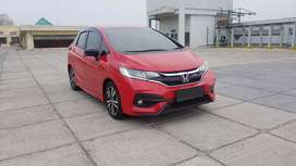 Honda Jazz RS CVT 2019 AT Merah Metalik