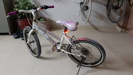 Raleigh mountain bike bicycle small UK made