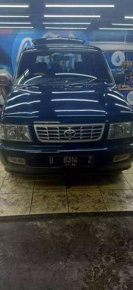 Kijang LGX tahun 2000 diesel..