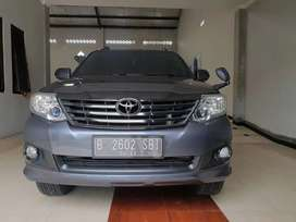 Toyota Fortuner G AT DIESEL MATIC
