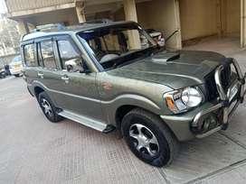 Mahindra Scorpio LX 2.6 Turbo, 2008, Diesel
