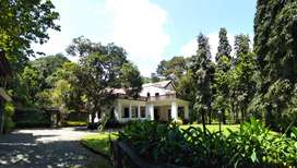 Heritage plantation house in the western ghats