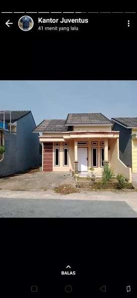 Rumah dijual surat SHM
