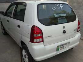Alto with good condition include AC,Rims
