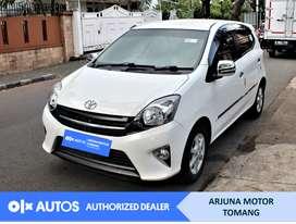 [OLX Autos] Toyota Agya 2016 1.0 G M/T Bensin Putih #Arjuna Tomang