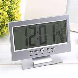 Jam Meja / Jam Dinding Weaker / Alarm Digital (Cocok Untuk Kado)