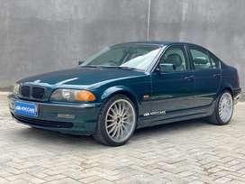 BMW 318i M43 e46 2000 / 2001 green boston good condition