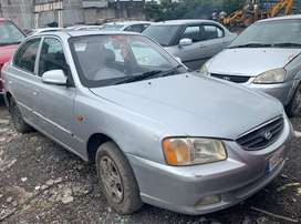 Hyundai Accent CNG, 2004, CNG & Hybrids
