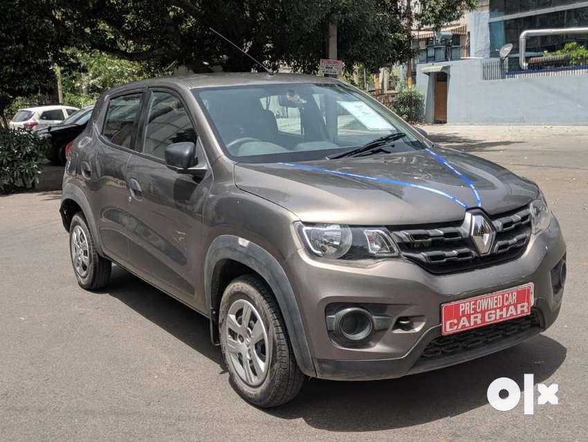 Renault Kwid RXL, 2016, Petrol 0