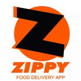 Zippy food delivery
