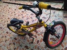 Sepeda merk wimcycle