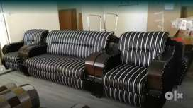 Maharajah sofa set 3+1+1 direct factory sell with whole sell price