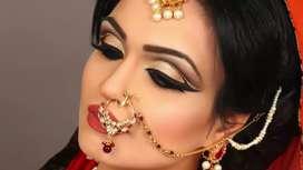 Bridal makeup classes very cheep price in Kolkata
