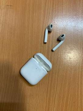 Apple wireless charging airpods