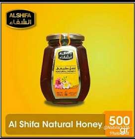 Madu Alshifa natural honey madu asli arab 500 gr