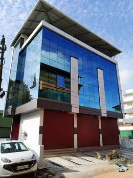 G+3 floor newly construction commercial building for sale Rs. 2.05 cr