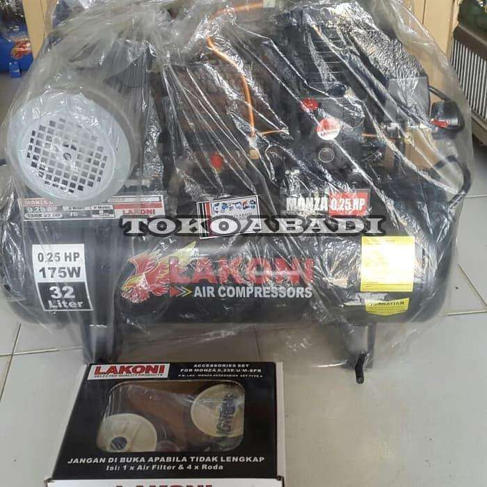 kompresor angin lakoni Monza belt driven LAKONI AIR COMPRESSOR BELT D 0