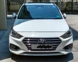 Hyundai Fluidic Verna 1.6 CRDi S(O), 2018, Diesel
