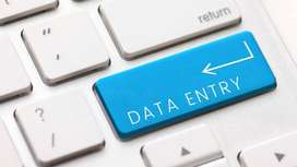 Are you looking for a Job offline to work data entry job available