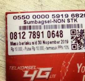 Kartu Simpati 78910 lumayan