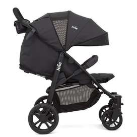 Kereta Dorong Bayi Stroller Baby Joie litetrax 4 - coal