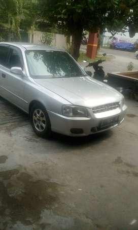 Dijual Hyundai Avega 2004 harga nego