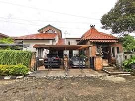 Rumah 2 lantai nuansa Jawa modern, Cimanggis, 10 mnt LRT Cibubur, NEGO