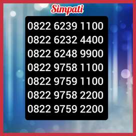 Nomor cantik telkomsel biru
