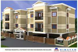 Flats for Sale in Kolathur