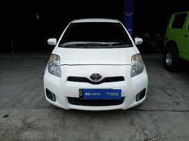 [OLX Autos] Toyota Yaris 1.5 E Bensin 2013 MT Putih #MJ Motor