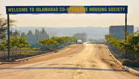 Islamabad co operative housing society plot files for sale