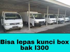 Jasa sewa pick up taxi / rental mobil pickup sedia box + bak l 300