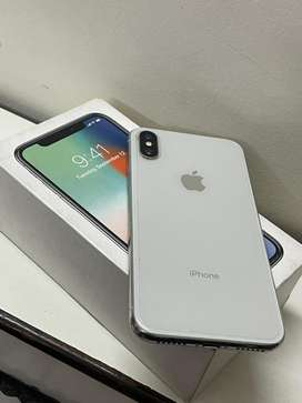 I Phone X 256 GB White