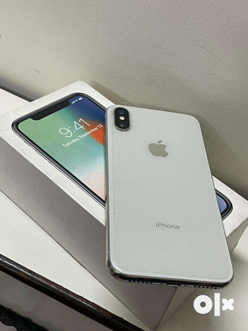 I Phone X 256 GB White