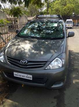 Car hire innova 7+1 seater On Rent with driver