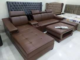 High quality 8 seater sofa set with 10 years warranty