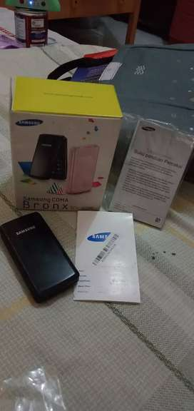 JUAL BUTUH-Samsung Flip Bronx SCH-B299