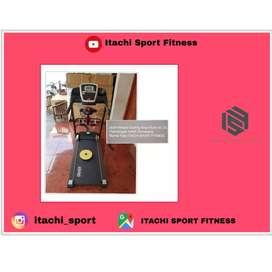 Treadmill Elektrik Series Kobe 1248 ( COD Bringin  )