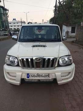 Mahindra Scorpio VLX 2WD Airbag BS-III, 2012, Diesel