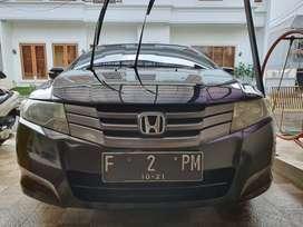 Dijual Honda City E AT 2011 Plat Nomor Sultan