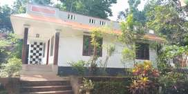 25 cent land and independent home for sale. Near madathil kavu temple