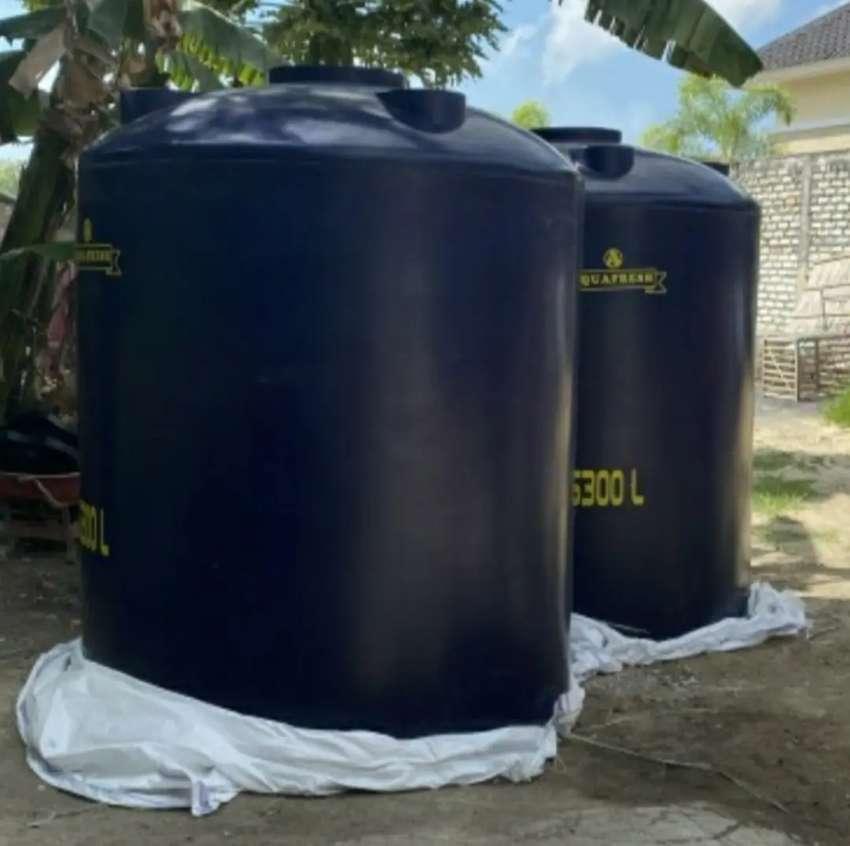 tandon air 5300 liter merk aquafresh