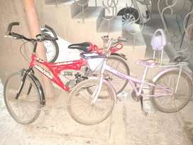 Two cycles for sale